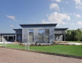 R alisation des constructions de maison bois kontio for Constructeur maison contemporaine tarbes