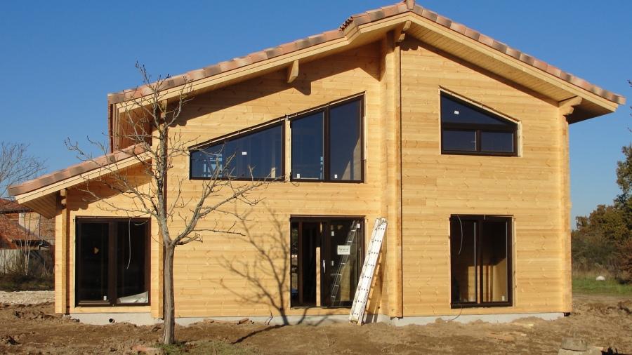 Construction bois TOULOUSE NORD 31 Kontio Aquitaine Midi Pyrénées # Construction Bois Toulouse