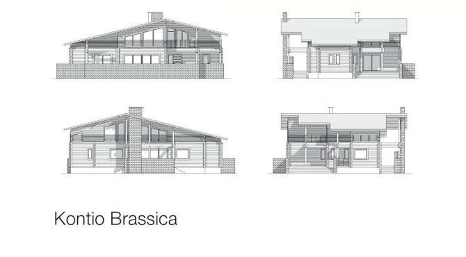Plan maison : Brassica photo 4