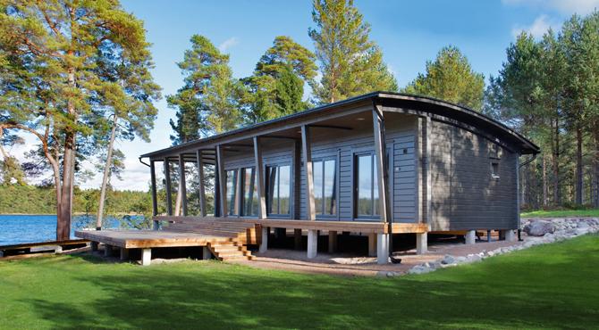 Modele maison bois logicobois de maisons ossature bois for Modele de maison en bois